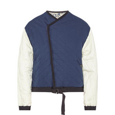 Hanae Short Quilted Jacket