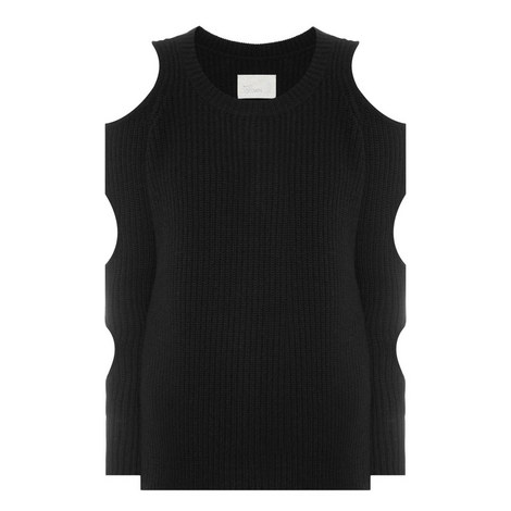 Galileo Cut Out Sweater, ${color}