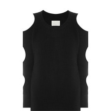 Galileo Cut Out Sweater