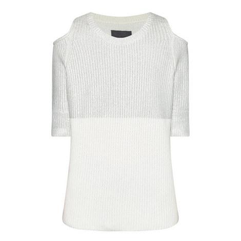 Dias Foil Sweater, ${color}