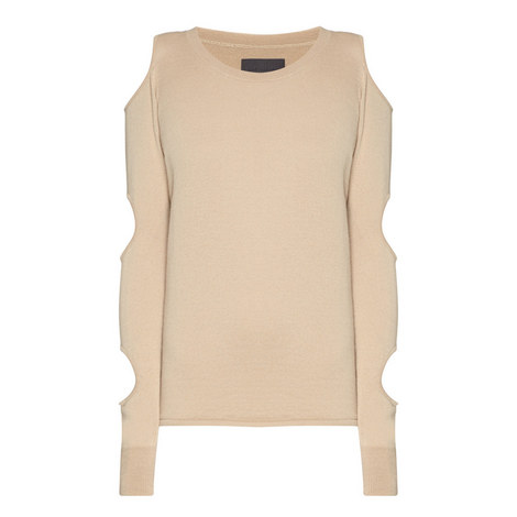 Galileo Cut-Out Sweater, ${color}