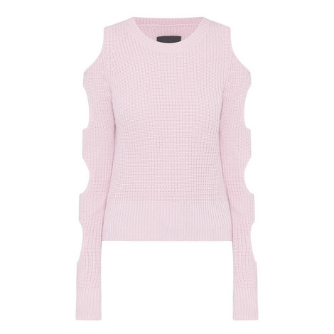 Galen Cut-Out Sweater, ${color}