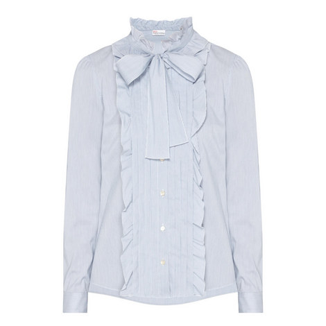 Stripe Poplin Shirt, ${color}