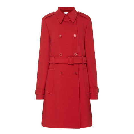 Tailored Trench Coat, ${color}