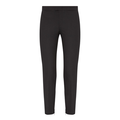 Tuxedo Stripe Trousers, ${color}