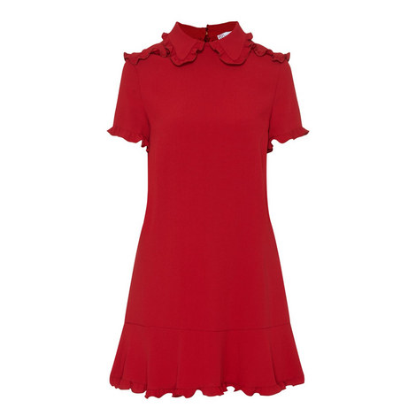 Peter Pan Collar Dress, ${color}