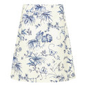 Floral A-Line Skirt, ${color}