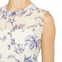 Floral Print Dress, ${color}
