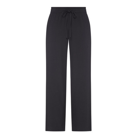 Straight Elasticated Trousers, ${color}