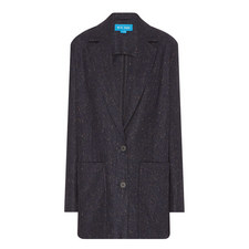 Dylan Relaxed Fit Wool Jacket