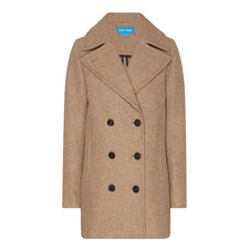 Rosen Double Breasted Peacoat