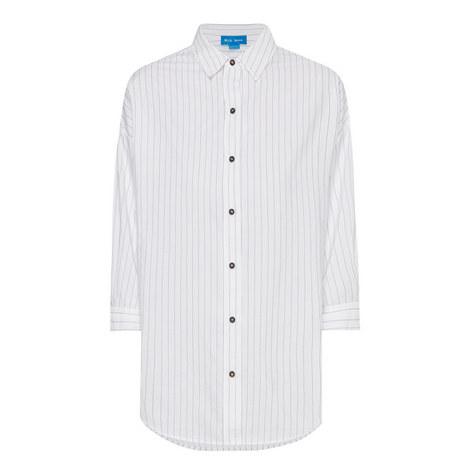 Poet Stripe Shirt, ${color}
