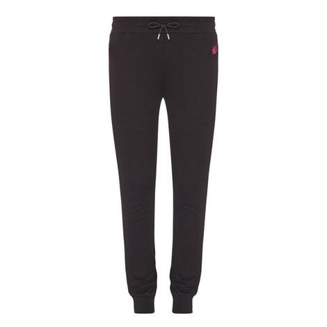 Slim Fit Cuffed Sweatpants, ${color}
