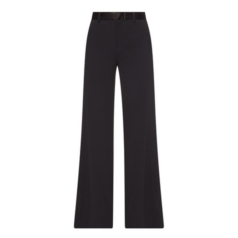 Paulette Flared Trousers, ${color}