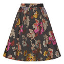 Earla Flared Skirt, ${color}