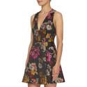 Mollie Box Pleat Dress, ${color}