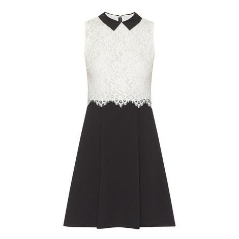 Desra Collared Mini Dress, ${color}