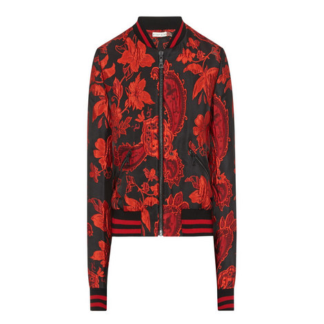 Lonnie Embroidered Bomber Jacket, ${color}