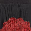 Romona Lace-Trimmed Maxi Skirt, ${color}