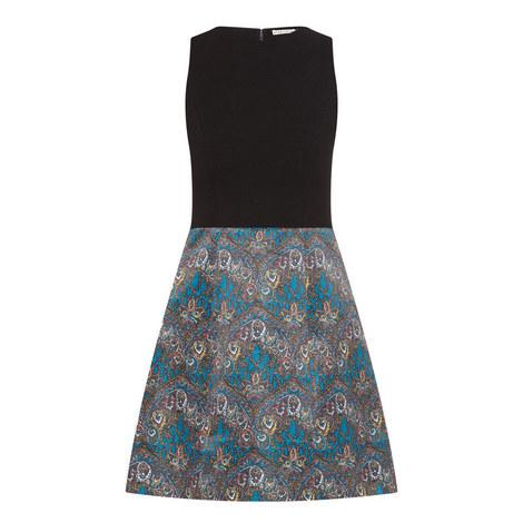 Alejandra A-Line Dress, ${color}