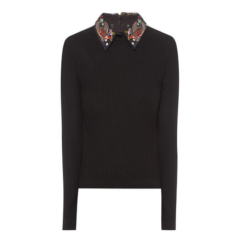 Brooke Embellished Sweater, ${color}