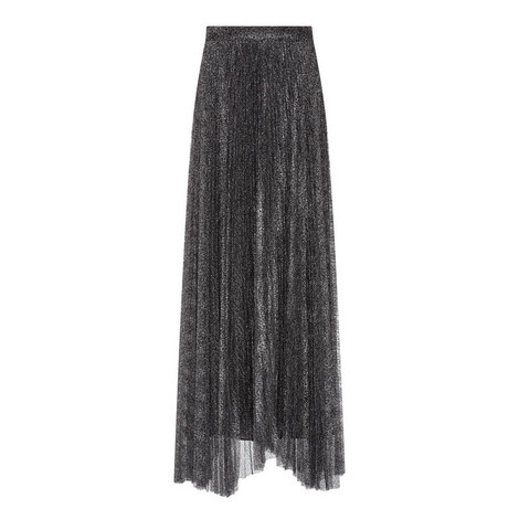 Katz Pleated Maxi Skirt, ${color}