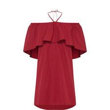 Jada Cape Tie Dress
