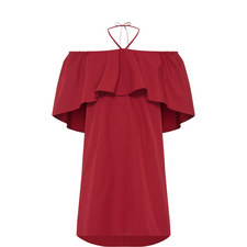 Jada Cape Tie Dress