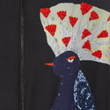 Felisa Bird Bomber Jacket, ${color}