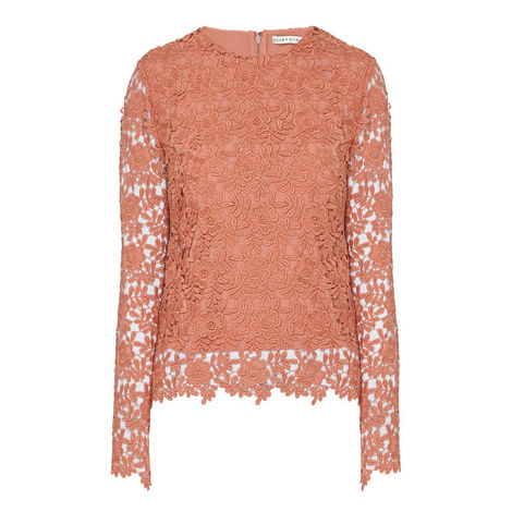 Pasha Lace Top, ${color}