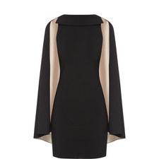 Neely Cape Dress