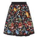 Earla High-Waisted Skirt , ${color}