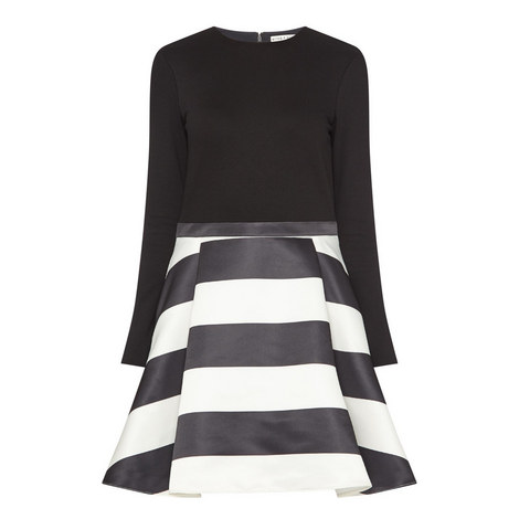Henrietta A-Line Dress, ${color}