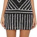 Venetia Embellished Shift Dress, ${color}