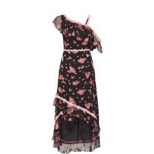 Caydon Off-Shoulder Midi Dress