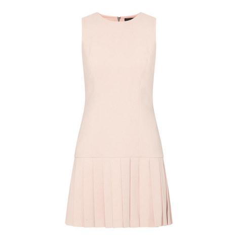 Alice Pleated Drop Waist Dress, ${color}