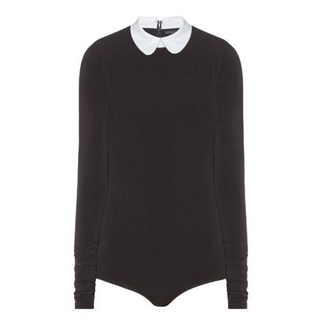 Sascha Long Sleeve Bodysuit, ${color}