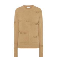Multi Pocket Sweater