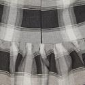 Check Cotton Dress, ${color}