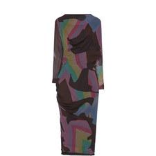 New Fond Zig-Zag Dress