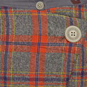 Tartan Cropped Trousers, ${color}