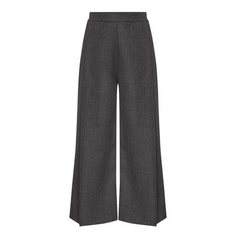 Elisa Flannel Trousers, ${color}