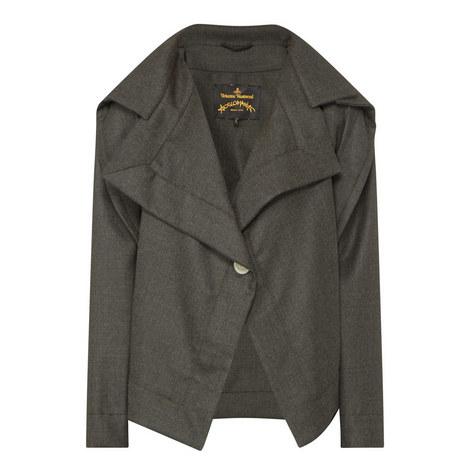 Folded Front Jacket, ${color}