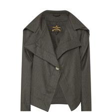 Folded Front Jacket