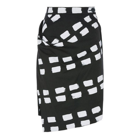 Alien Dash Skirt, ${color}