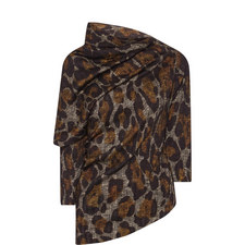 Liberate Leopard Print Top