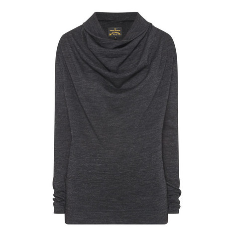 Fold Wool Top, ${color}