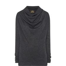 Fold Wool Top