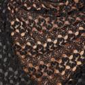 Toga Lace Drape Dress, ${color}