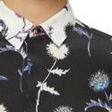 Floral Silk Blouse, ${color}